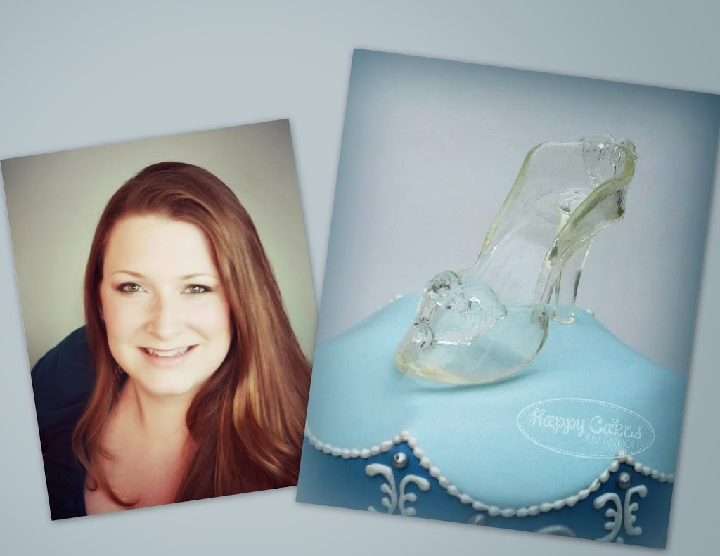 Cinderella Shoe Tutorial, Live on SugarEd Productions!!
