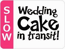 Cake in Transit!