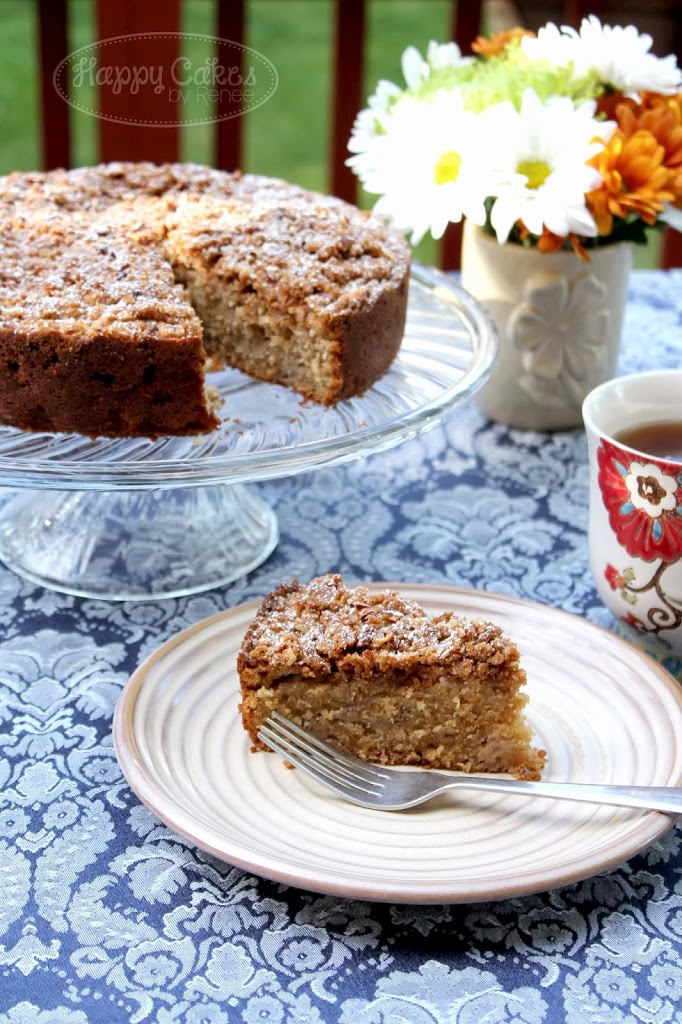 Apple Tea Cake Recipe!